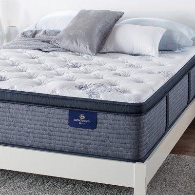 Serta Perfect Sleeper Glenmoor 2.0 Pillowtop Queen Mattress