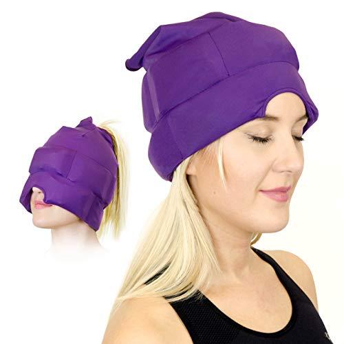 Headache and Migraine Relief Cap