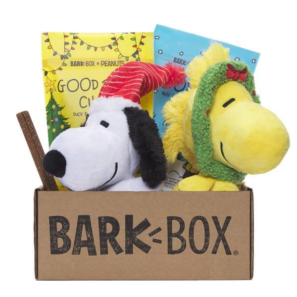 BarkBox Dog Toys & Treats Box