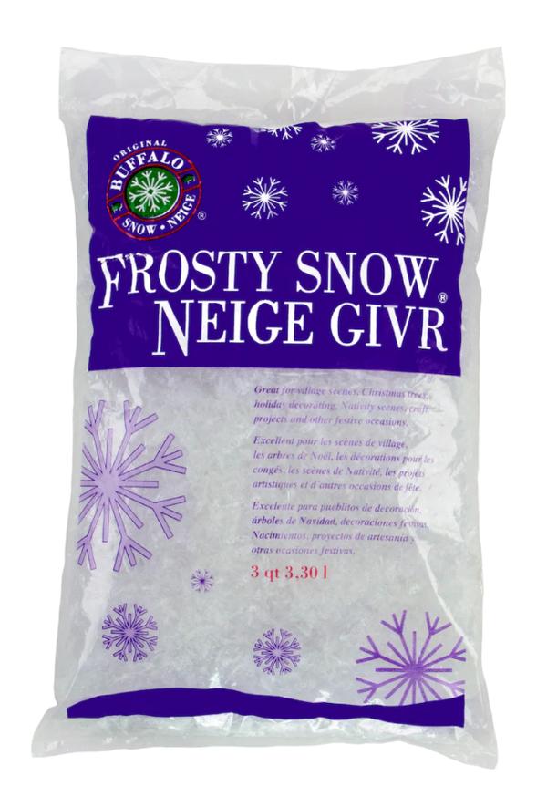 Buffalo Snow® Frosty Snow