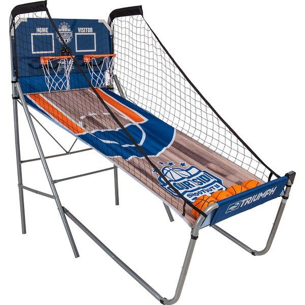 Triumph Courtside 2 Player Basketball Shootout Arcade Game