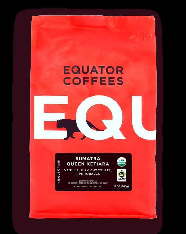 Sumatra Queen Ketiara Fair Trade Organic