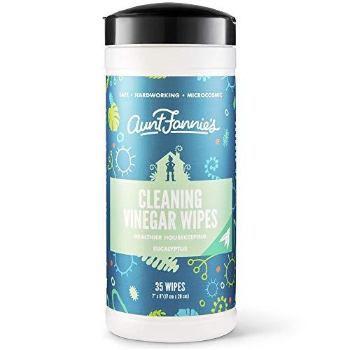 Aunt Fannies Vinegar Wipes Eucalyptus