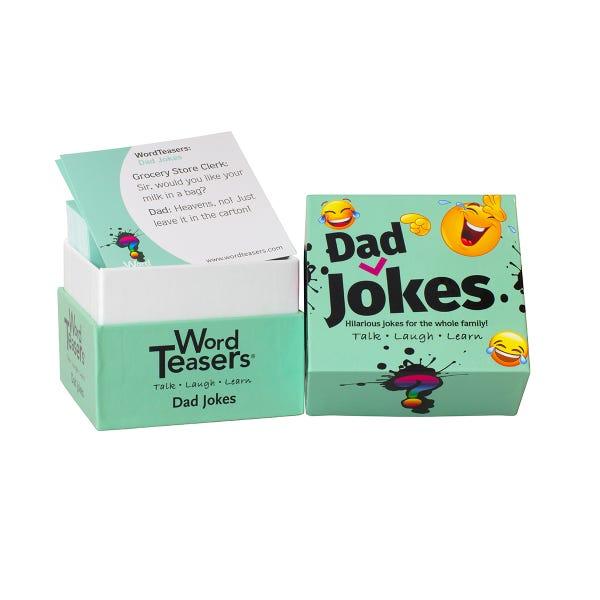 Word Teasers Dad Jokes