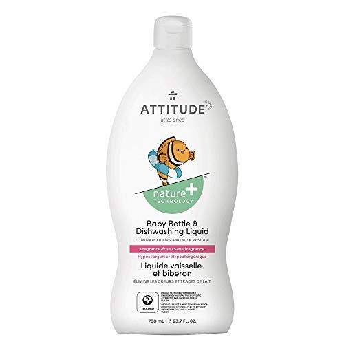 ATTITUDE , Baby Dish Soap