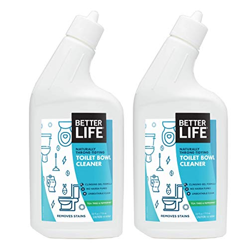 Better Life Natural Toilet Bowl Cleaner, 24 Ounce