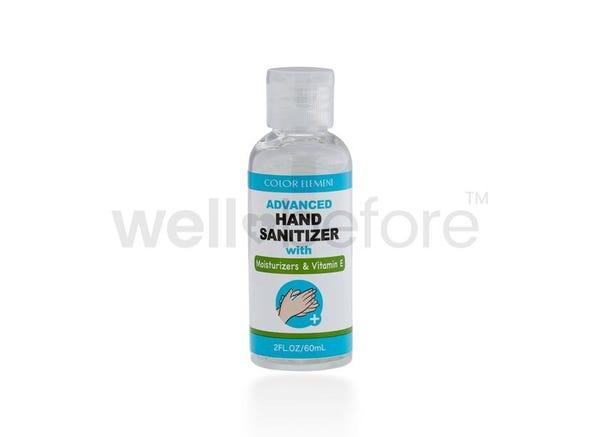 Hand Sanitizer - 70% Alcohol - 2oz/60ml