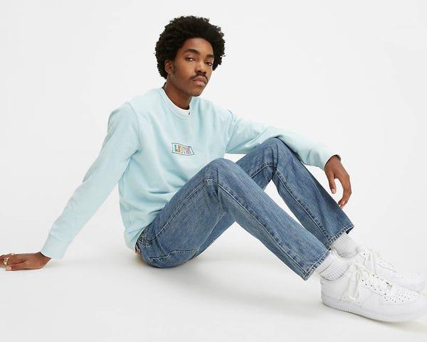 501 Original Fit Men's Jeans