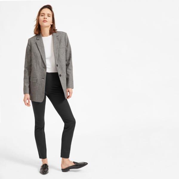 The Work Pant (Regular) - Black