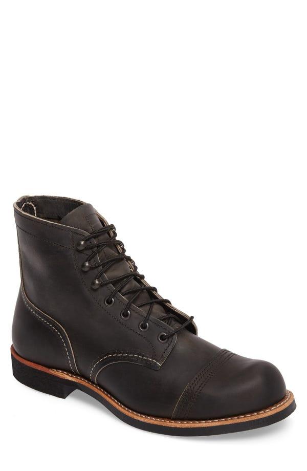 Iron Ranger Cap Toe Boot [width : d]