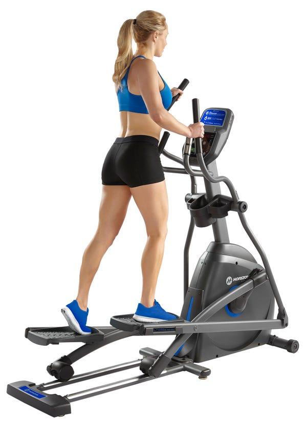 Horizon Fitness EX59 Elliptical
