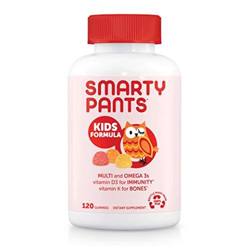 SmartyPants Kids Formula Daily Gummy Multivitamin