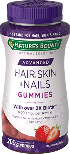 Nature's Bounty Optimal Solutions Advanced Hair