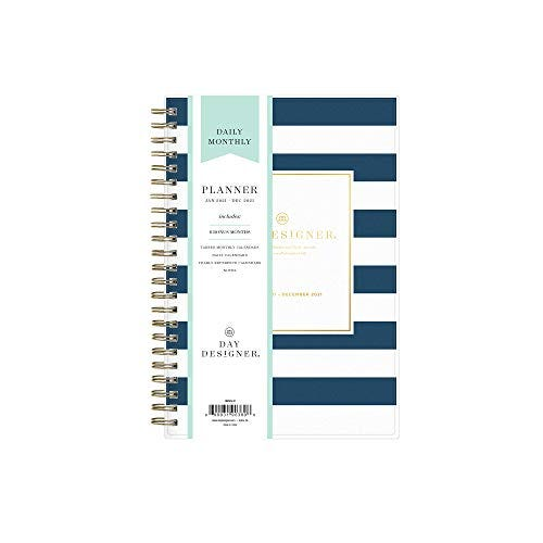 Day Designer for Blue Sky 2021 Daily & Monthly Planner