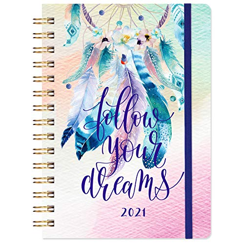 2021 Planner - Academic Weekly & Monthly Planner