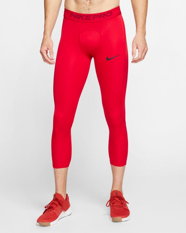 Men's 3/4 Tights Nike Pro