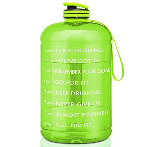 Gallon Water Bottle Portable Water Jug