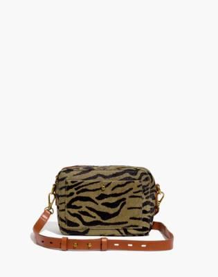 The Transport Camera Bag: Tiger Calf Hair Edition