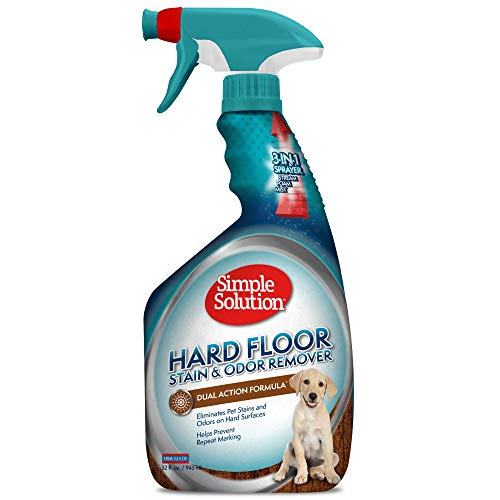 Simple Solution Hard Floor Pet Stain and Odor Remover