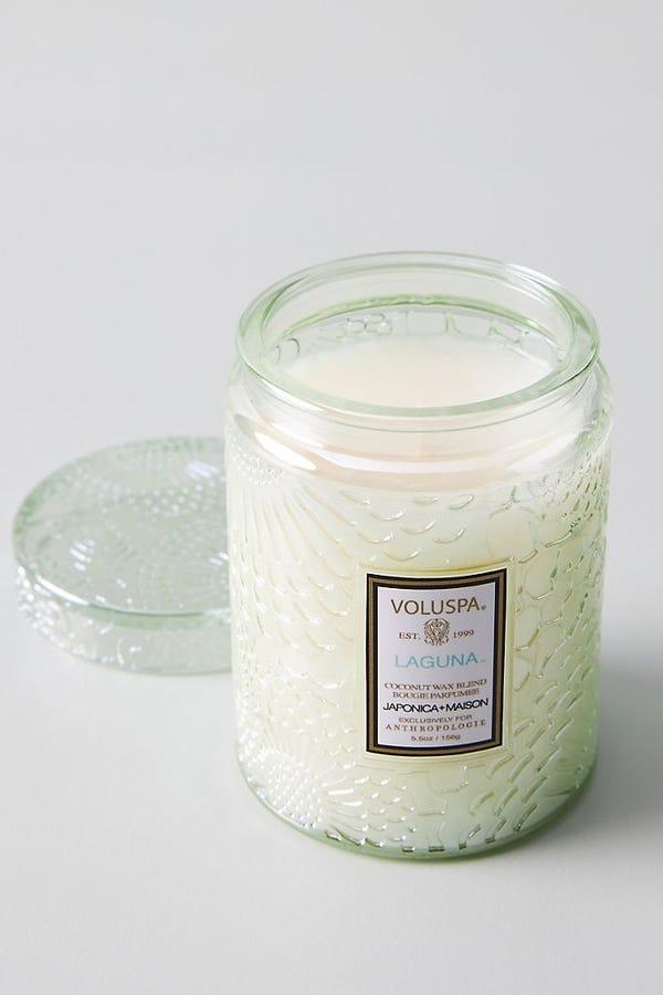 Voluspa Maison Mini Glass Candle