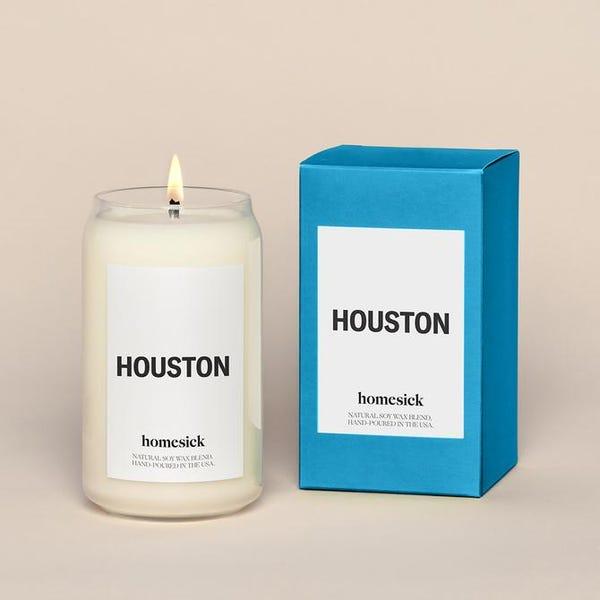 Houston Candle