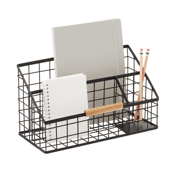 Design Ideas Sutton Desktop Organizer