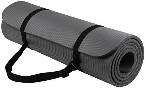 BalanceFrom Go Yoga All Purpose Anti-Tear Exercise Yoga Mat
