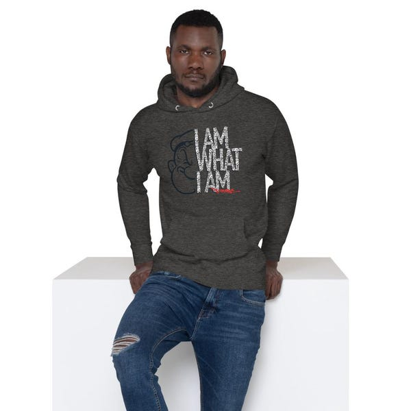 """Exclusive 2020 Popeye """"I Am What I Am"""" Unisex Hoodie"""