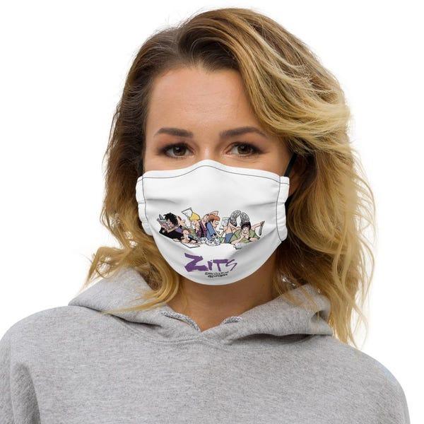 ZIts Premium face mask