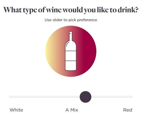 Wine Preference Quiz