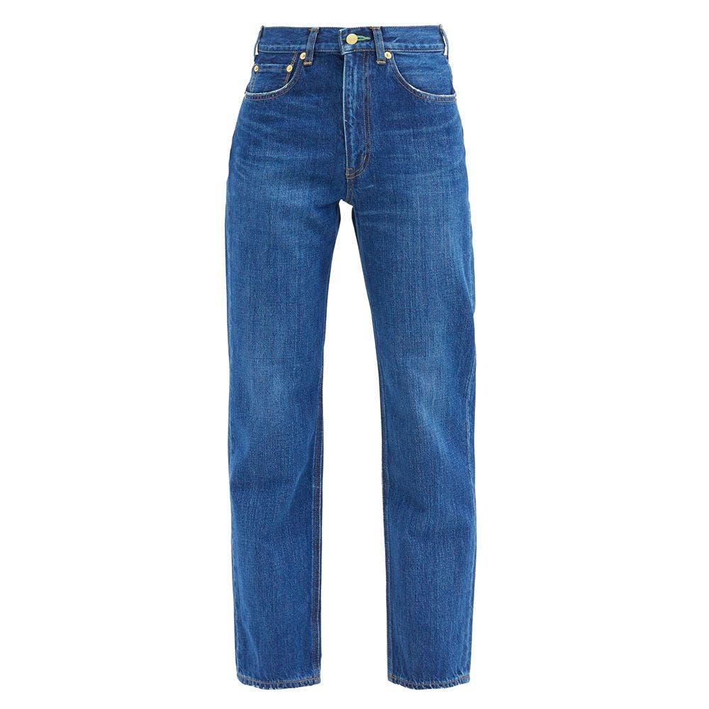 Emerald Straight Jean