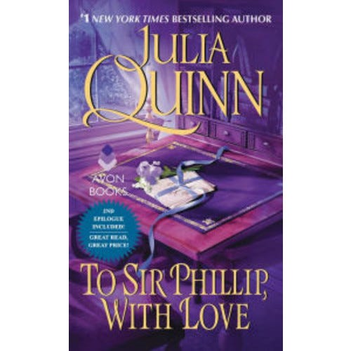 To Sir Phillip, with Love (Book 5)