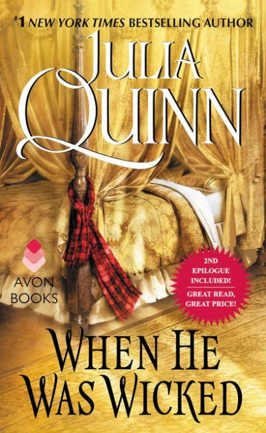 When He Was Wicked (Book 6)