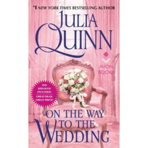 On the Way to the Wedding (Book 8)