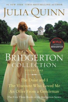 Bridgerton Collection Volume 1: The First Three Books in the Bridgerton Series