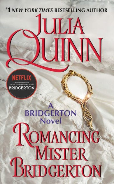 Romancing Mister Bridgerton (Book 4)