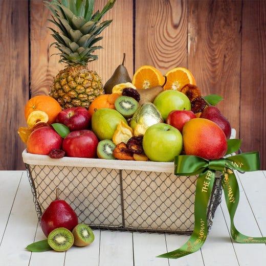 Orchard Celebration Fruit Basket