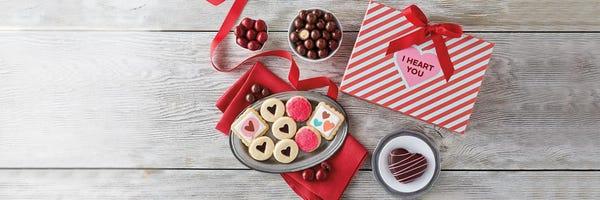 Valentine's Day Gifts & Gift Baskets