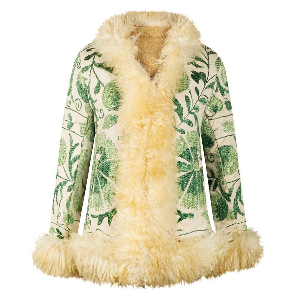 Zebayi Coat