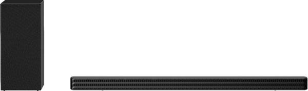 LG - 3.1-Channel 420W Soundbar with Wireless Subwoofer and DTS Virtual:X - Black