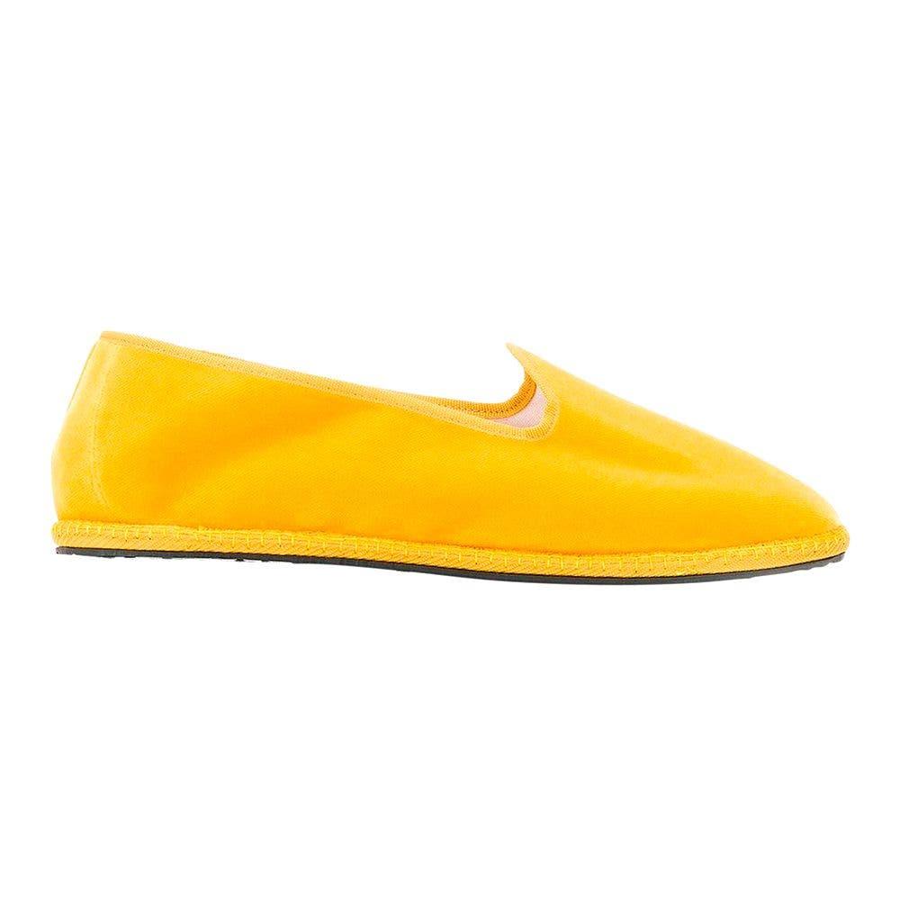 Velvet Slippers