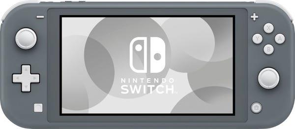 Nintendo - Switch 32GB Lite - Gray