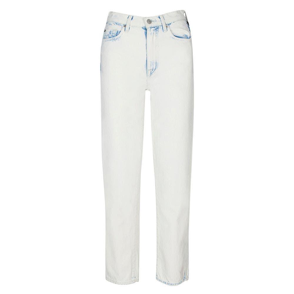 High Waist Straight Jean