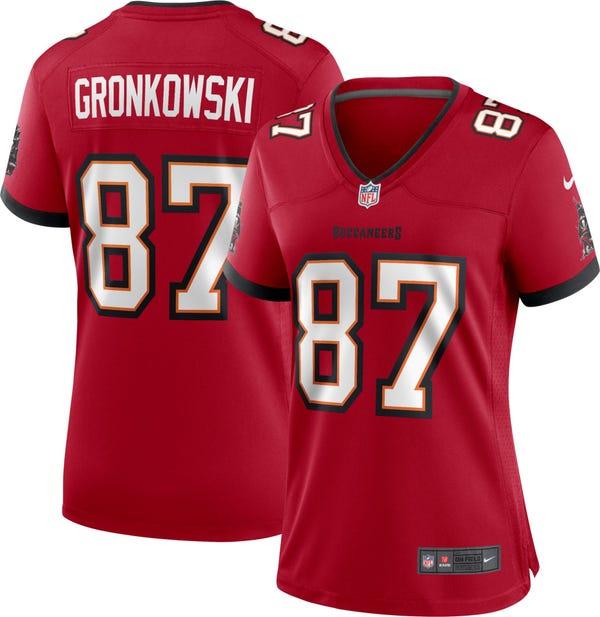 Nike Women's Tampa Bay Buccaneers Rob Gronkowski #87
