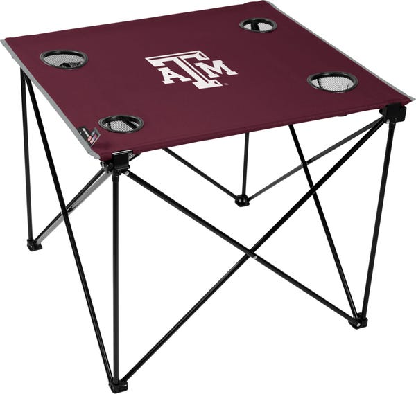 Texas A&M Aggies Deluxe Table