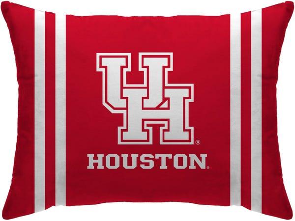 University of Houston Bed Pillow
