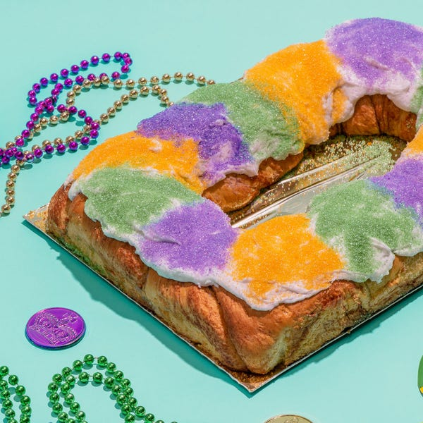 Gambino's King Cake - Choose Your Own 2 Pack