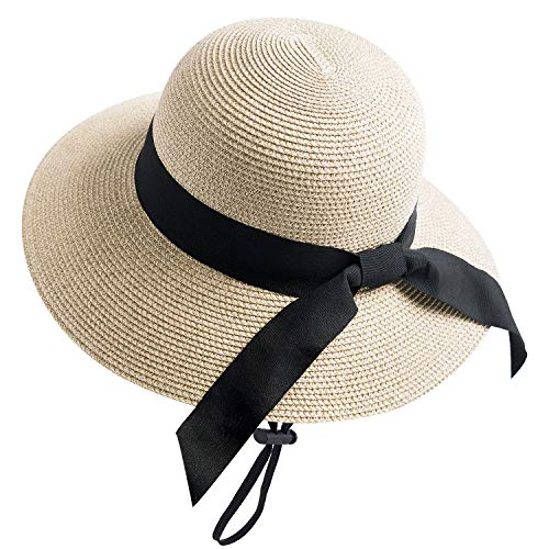 Sun Straw Hat UPF 50