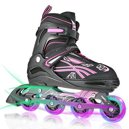Cunmucu Adjustable Inline Skates