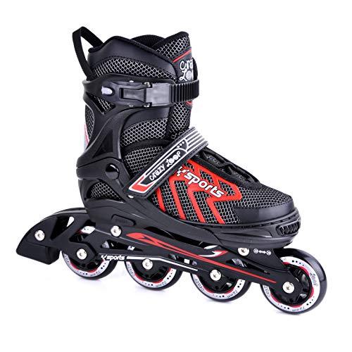 Crazy Loop Adjustable Inline Skates
